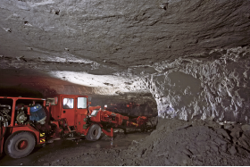 The Doe Run Company mines lead hundreds of feet below the ground (Source: www.doerun.com)