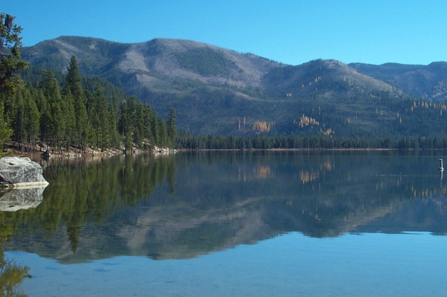 Beautiful Warm Lake in the Boise National Forest (Source: www.fs.usda.gov)